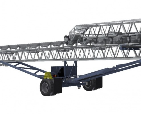 OEM Support - Stacker Conveyor