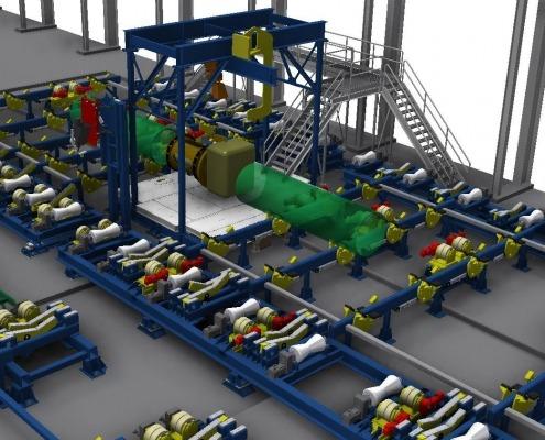OCTG & Line Pipe Material Handling